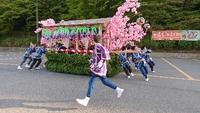 足助の春祭り