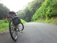ひさしぶりに自転車に乗った。