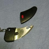 ナイフ、使い方が解らないけど
