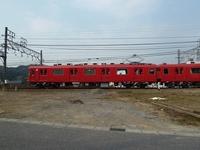 由利高原鉄道甲種輸送と、ある日の舞木検査場