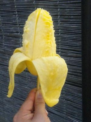 notバナナ