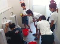 ご案内:第33回 豊田掃除に学ぶ会 豊田市立猿投台中学校