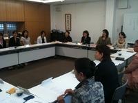 第1回女性委員会