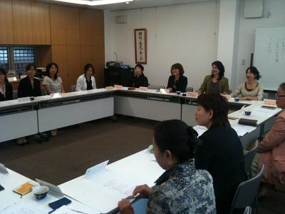 9月16日女性委員会