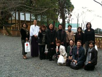 椿大神社ツアー