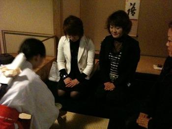 椿大神社 茶室