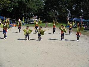 児ノ口公園にて