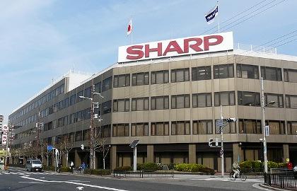 環境変化にシャープ飲み込まれ従業員給与削減
