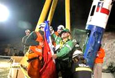 チリ鉱山落盤事故から1年、その後・・・