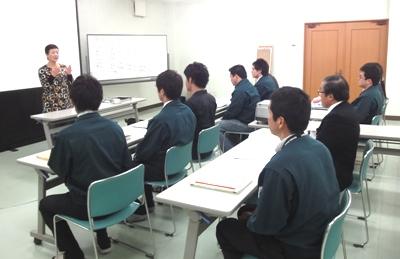 優良企業の「教育訓練」
