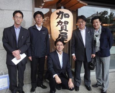 豊田成果塾「北陸優良企業視察」第6弾