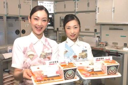 牛丼の吉野家が経営再建のJALとコラボ
