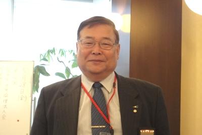 (株)明光建商の塩谷社長/MS講師