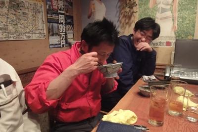 第5回豊田成果塾/食事会