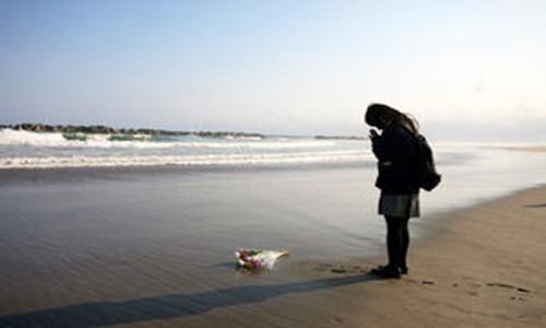 東日本大震災から丸二年が経過