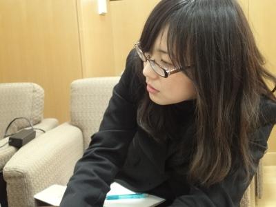 (株)ルーコの梅村さんブログ指導