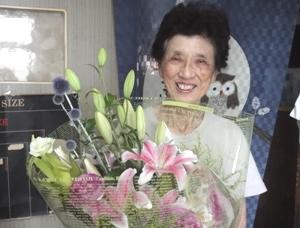 感謝の気持ち/母親の誕生日