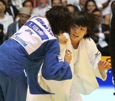 女性の戦い/感動の世界柔道選手権