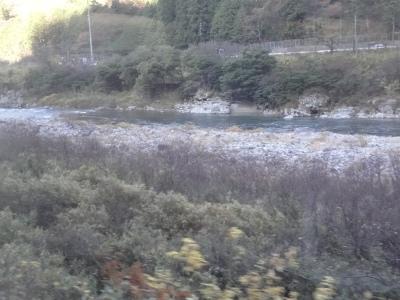 飛騨高山へ/絶景