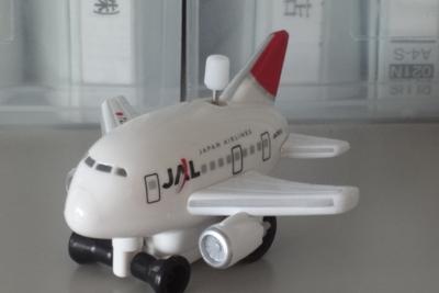 JAL会社更生法の申請
