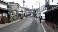足助の町を町ぶらサイクリング