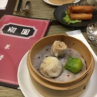中国料理の 翔園 さん