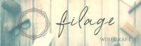 ワイヤークラフト教室 filage 〜フィラージュ〜 いろいろ決まってきました♪