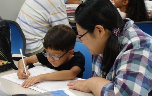 子ども向け日本語教室 第2回!!
