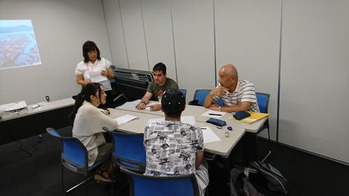外国人のための防災講座 第3回目が開催されました!