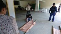 宿泊型避難訓練に参加しました!【外国人のための防災講座】