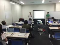 日本語教室のボランティア向け研修会