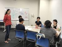 買い物の勉強の最終回でした。第4回生活に役立つ日本語教室