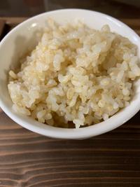 玄米の美味しい炊き方  龍の瞳編  一分搗き玄米