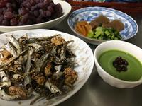 4台炊飯器フル活動  炊き比べ 妹との食事会