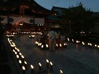 岩津天満宮・献燈祭