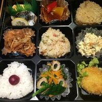 食べる方に合わせたお弁当です! 2015/12/14 17:30:00
