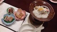 コース料理の大人気メニューみぞれ鍋! 2013/09/27 22:15:00