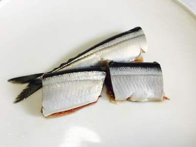 若さも健康も!秋刀魚の甘煮