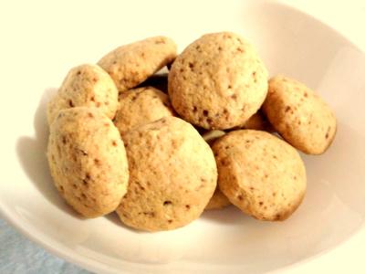 発酵豆乳入りマーガリンで簡単おからクッキー!
