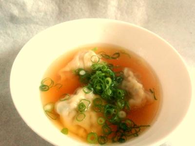 """簡単!こだわりの""""スープ餃子"""""""