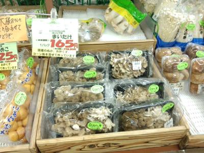 成人病予防にもなる舞茸を食べよう!