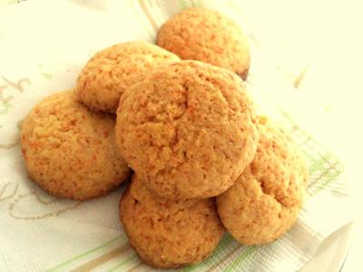 冬休み子どもさんとクッキング!『にんじんクッキー』