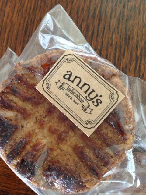 アニーズ・ベイクショップ (annys bake shop)のイチジクビスコッティ