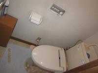 介護保険利用*これから安心です(*^^*)トイレ改装・屋外手摺取り付