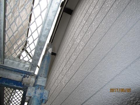 外壁塗装工事~下塗り塗装~ ガイソー豊田店