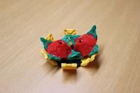 お寿司 ~LaQ~ 「いちご」(寿司のデザートです) 2017/05/10 17:31:37