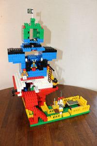 忍者GO ~LEGO~ 忍者タワーを作りました。