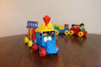 私の列車(^^♪ ~LEGOデュプロ~ はしれーーー