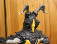 宇宙恐竜ゼットン ~プラモデル~ ウルトラマンに出てくる怪獣です。