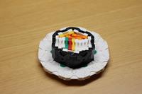 お寿司 ~LaQ~ 「巻き寿司」 2017/05/06 17:55:16